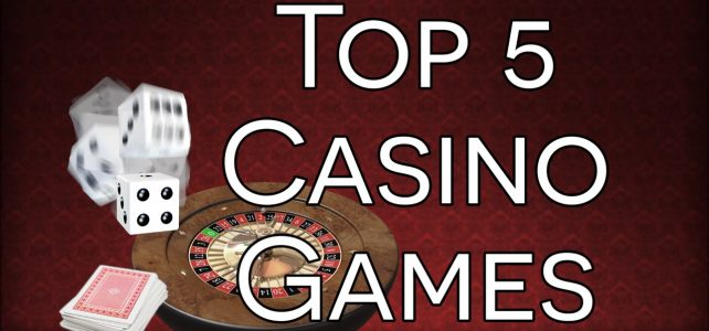 What casino games are most profitable?
