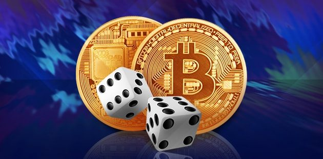 Bitcoin Dice Game