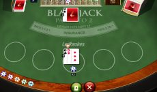 Betting Strategy for Blackjack